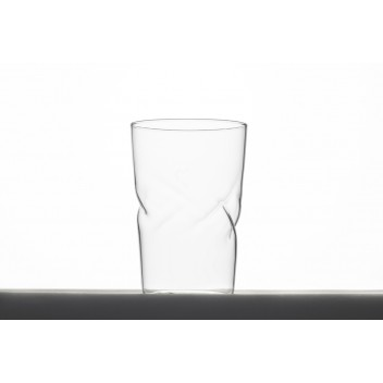 Creased Glasses (pack of 6) Verres froissés Wilfried Allyn Design Tableware 150,00 €
