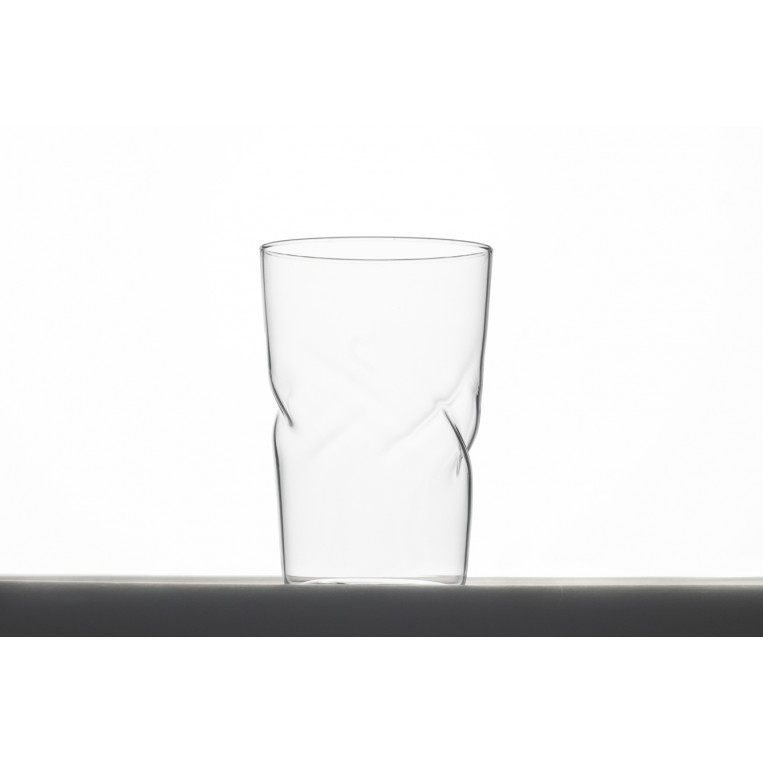 Creased Glasses (pack of 2)  Wilfried Allyn Design Accueil 50,00 €
