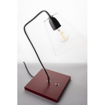 Levitation Transparent Lamp