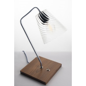 Levitation Twisted Lamp
