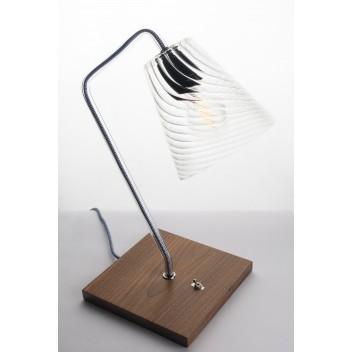 Levitation Twisted Lamp