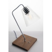 Lampe Lévitation cannelée vrillée Lévitation Vrillée Wilfried Allyn Design Luminaires 780,00 €780,00 €