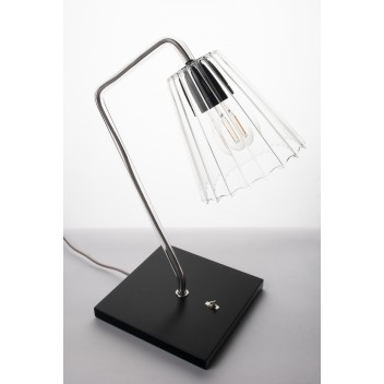 Levitation Fluted Lamp