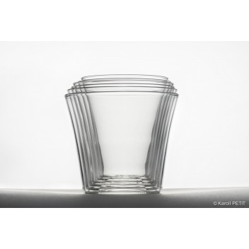 Verres Gigognes (lot de 6) Verres Gigognes Wilfried Allyn Design Arts de la table 150,00 €150,00 €