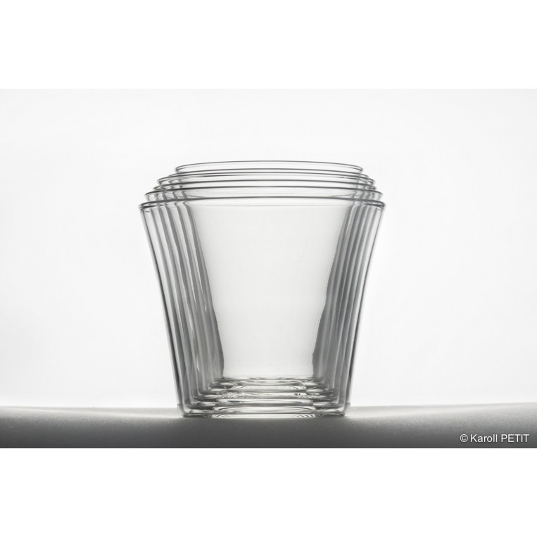 Nesting Glasses (pack of 6) Verres Gigognes Wilfried Allyn Design Tableware 150,00 €
