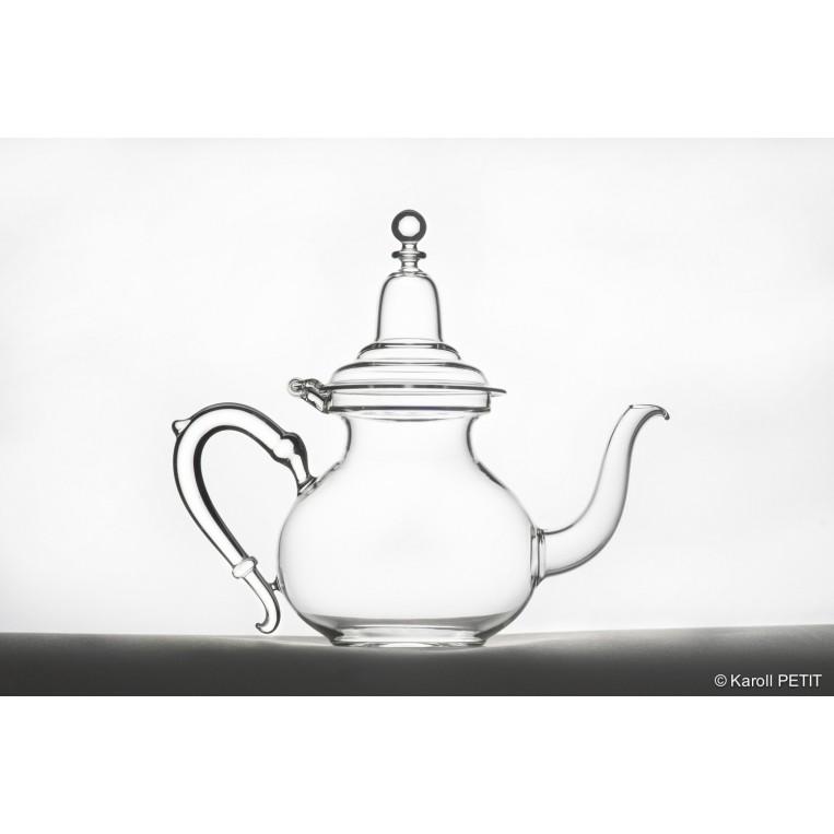 Oriental Teapot (glass hinge) Théière Orientale Charnière  Wilfried Allyn Design Tableware 290,00 €