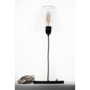 Lampe Icare transparente Icare droite Wilfried Allyn Design Luminaires 740,00 €740,00 €