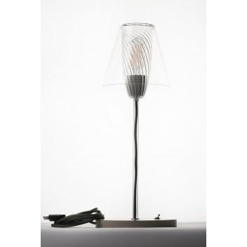 Lampe Icare Cannelée Vrillée