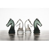 Chess Pieces Pièces Jeu Échecs Wilfried Allyn Design Decoration 2,400.00