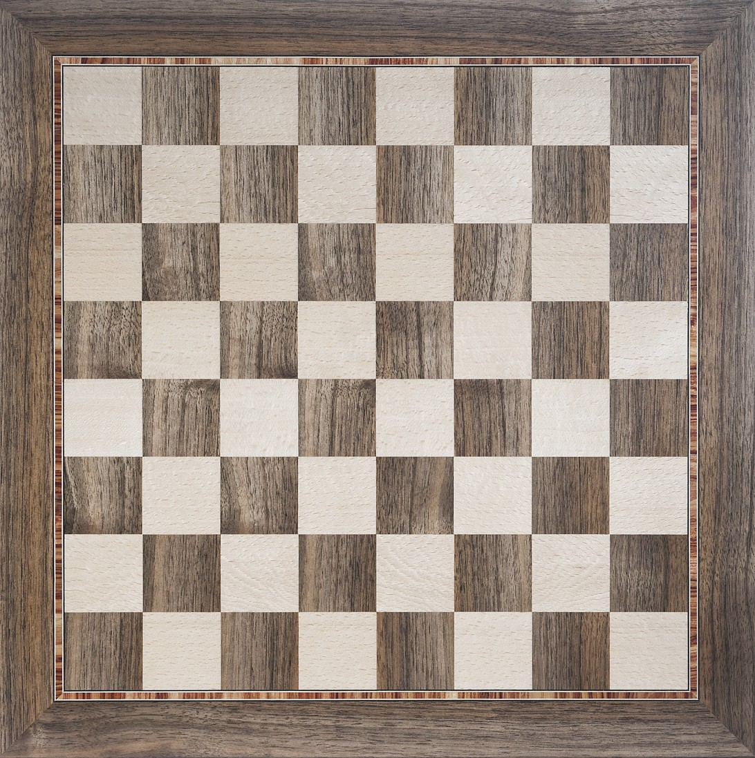 Medium Marquetry Chess Board